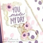 Stampin' Up! Sale a Bration Best Day Ever Card