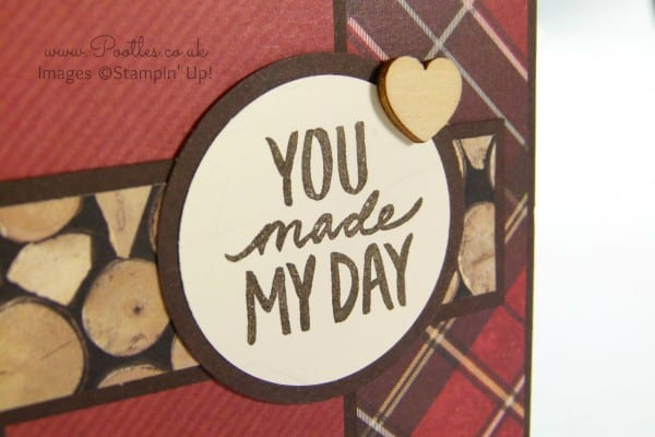 Stampin' Up! UK Demonstrator Pootles - Adventure Bound Sale a Bration Guy Card Best Day Ever Stamping