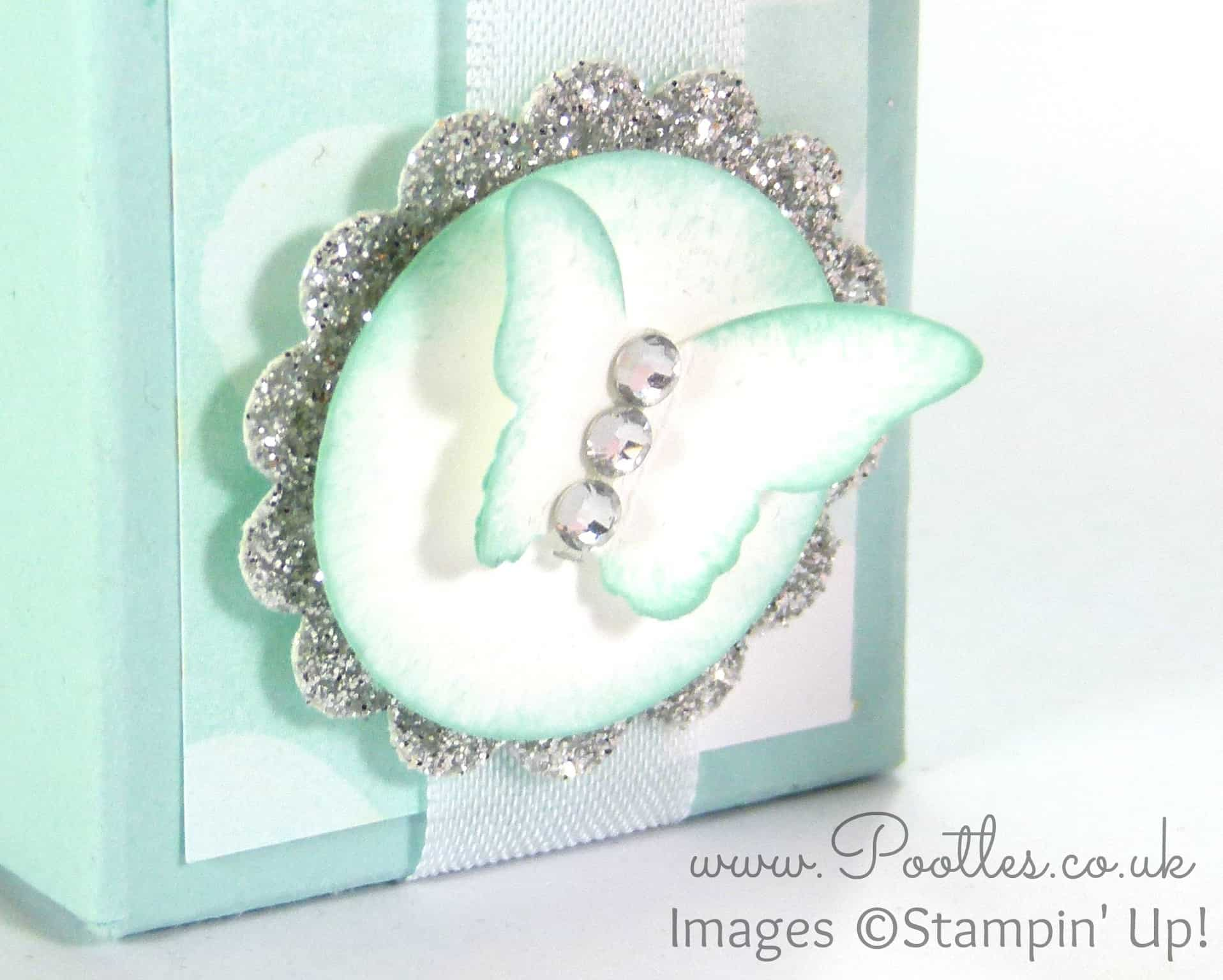 Pastel Fold Over Box Tutorial + Flat Backed Cross Over Bow…