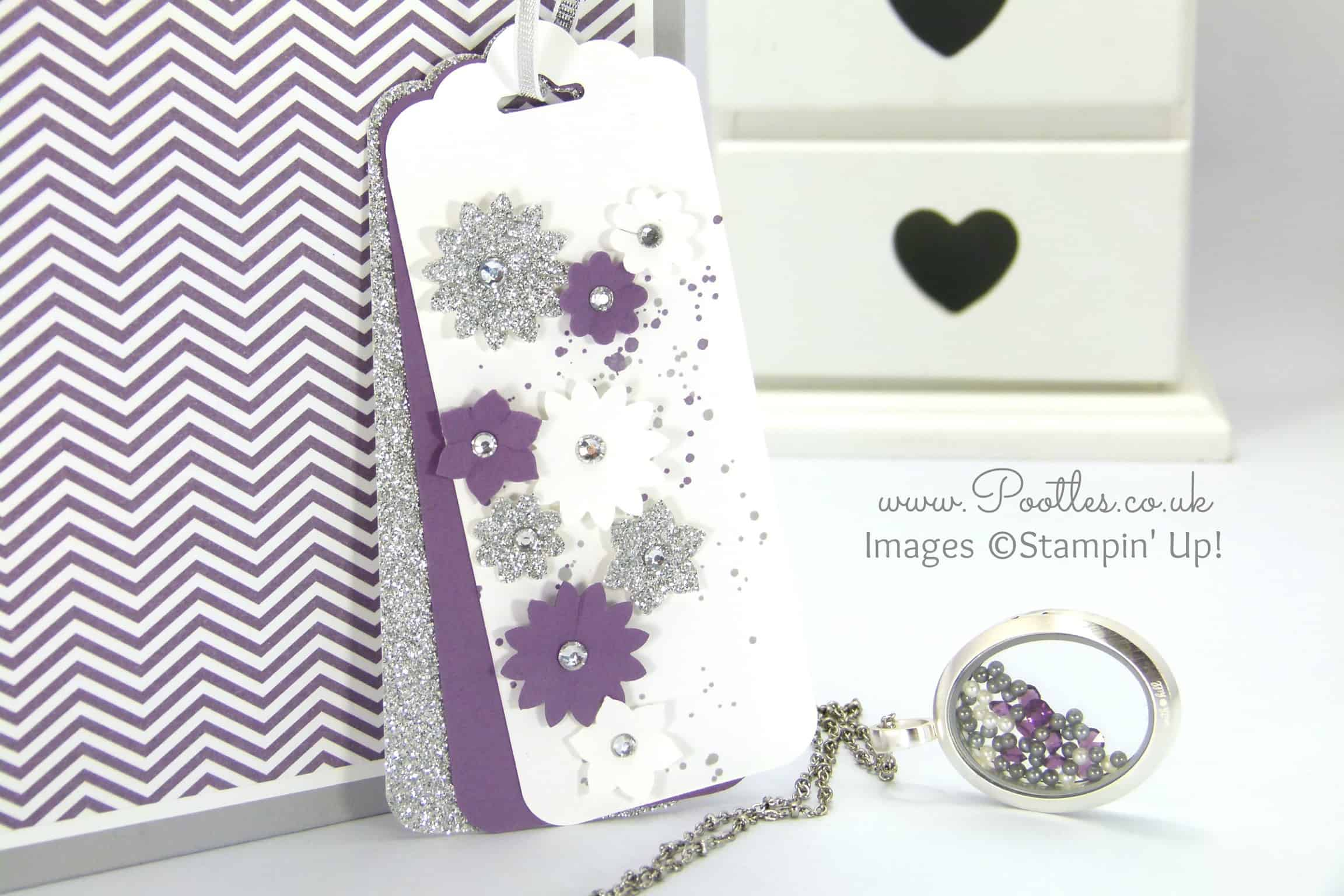 South Hill Designs & Stampin' Up! Sunday Huge Bag For A Big Book!