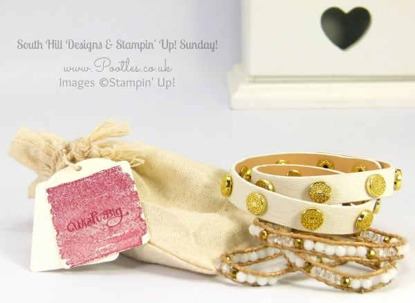 South Hill Designs & Stampin' Up! Sunday Team Treats + Joining Offer