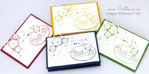 A7 Thank You Cards - Adorable! Full collection