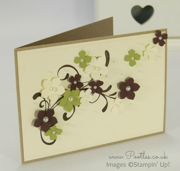 Stampin' Up! UK Demonstrator Pootles - Everything Eleanor Unusually....