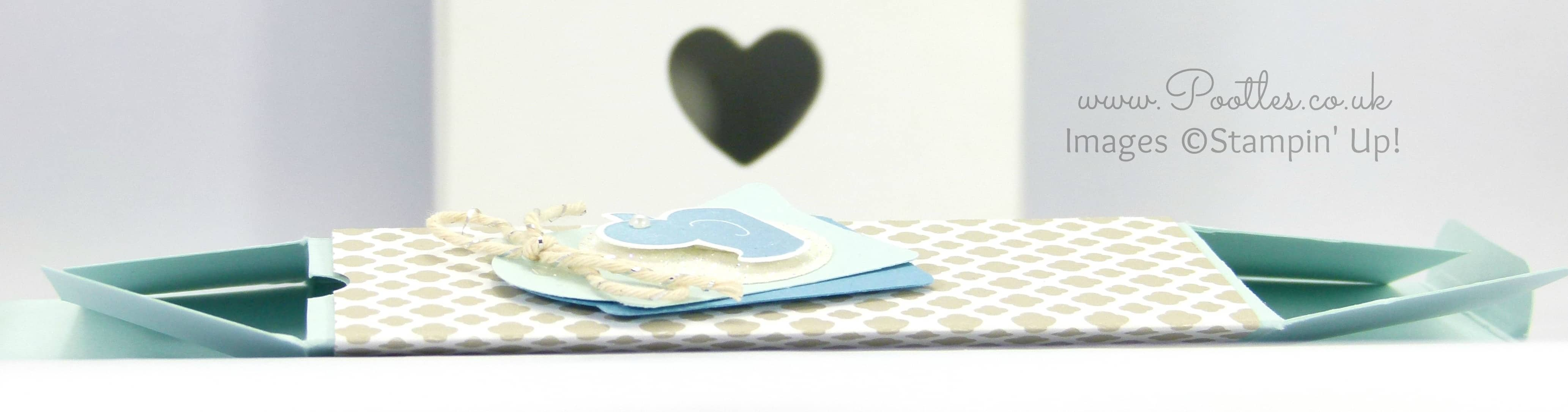 Fold Flat Baby Bib Box Tutorial