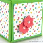 Super Tiny Box Tutorial using Stampin' Up! Supplies
