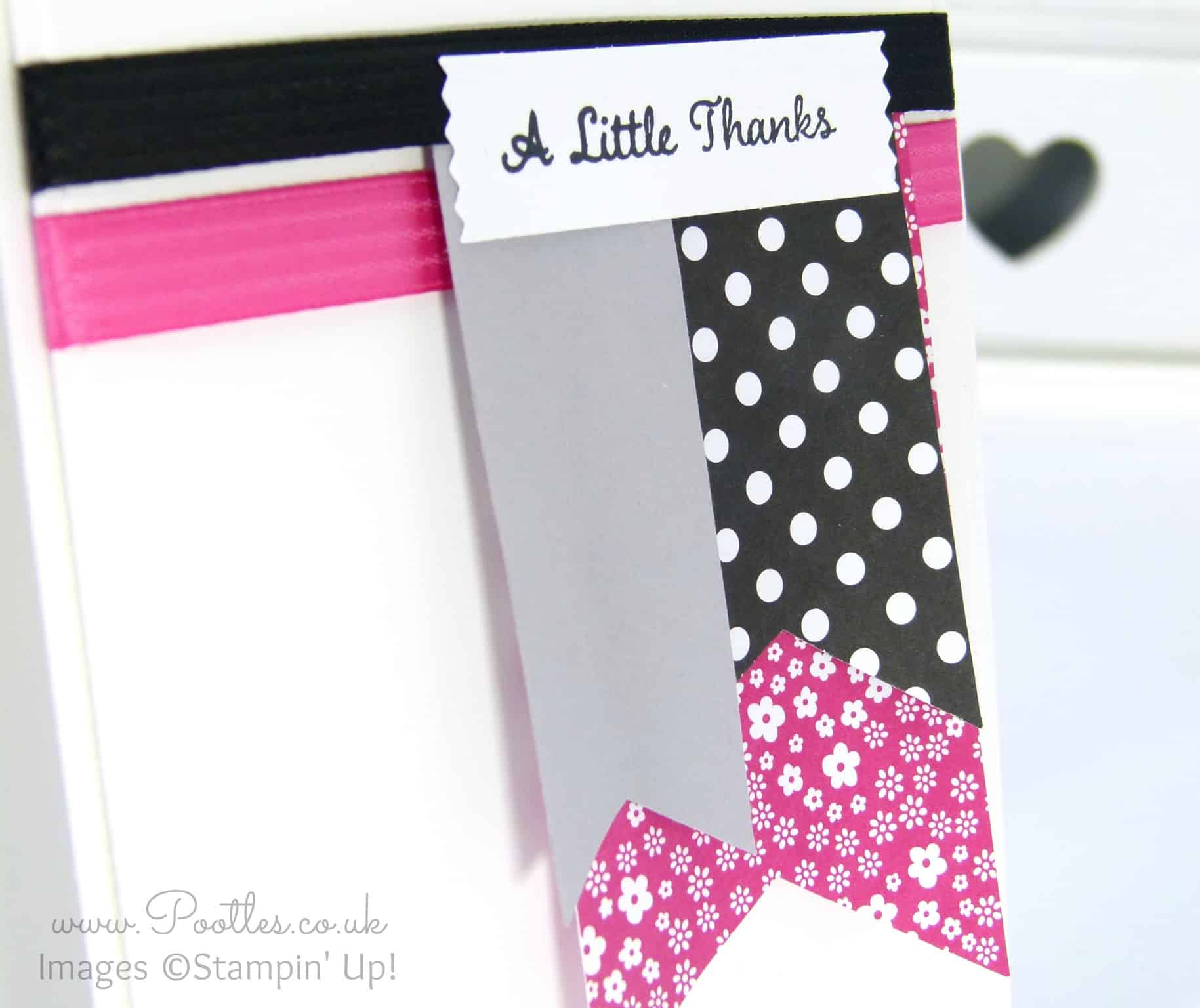 Pootlers Blog Hop – Hot Pink Loveliness!
