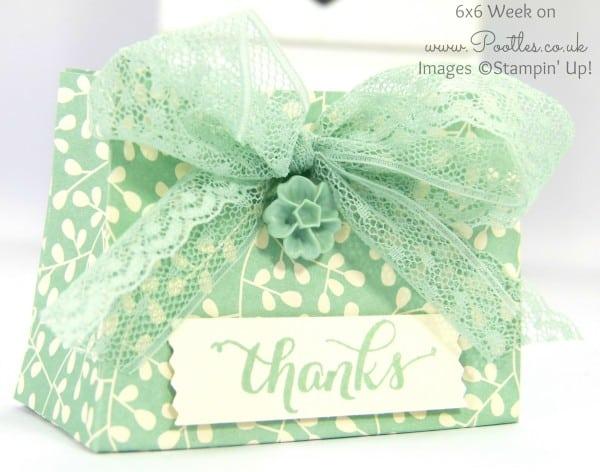 Pootles 6x6 Week #1 Mini Bag Tutorial Single Bag