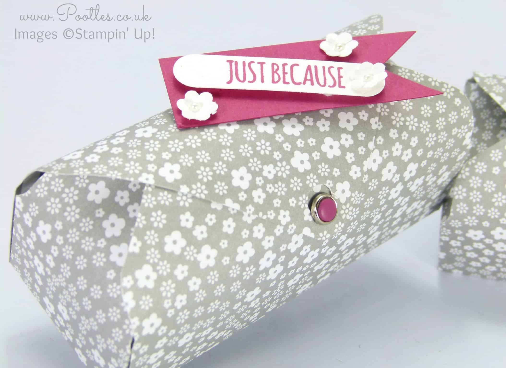 Envelope Punch Board Floral Box Tutorial
