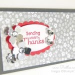 Petite Pairs meets Stampin' Up! new DSP Stacks