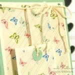 Pretty Petals Gift Bag Box Tutorial