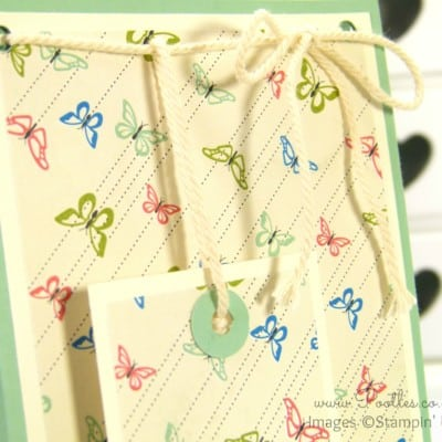 Pretty Petals Gift Bag Box Tutorial