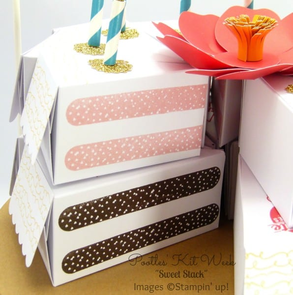 Pootles Kit Week #1 - Sweet Stack Project Kit Slices