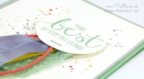 South Hill Designs & Stampin' Up! Best is Yet to Come Card (2)