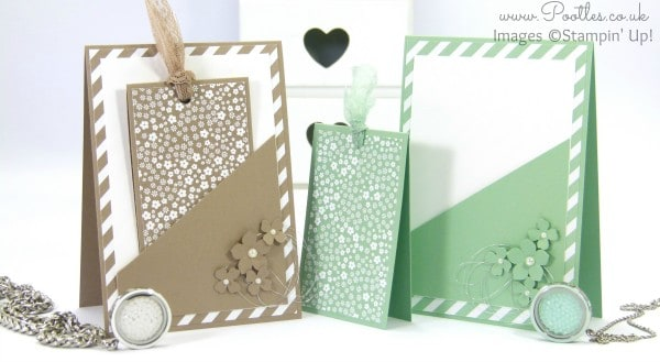 South Hill Designs & Stampin' Up! Sunday Card in a Card Tutorial