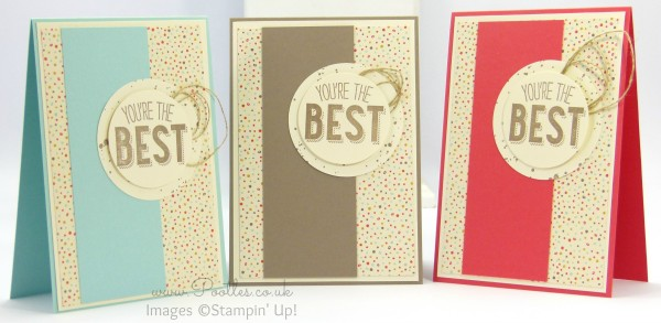 Stampin' Up! Demonstrator Pootles - Friendly Wishes and Sweet Li'l Things - 21 different cards! 1 (1)