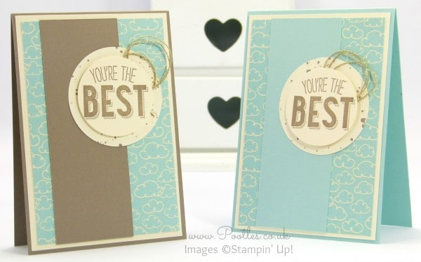 Stampin' Up! Demonstrator Pootles - Friendly Wishes and Sweet Li'l Things - 21 different cards! 2