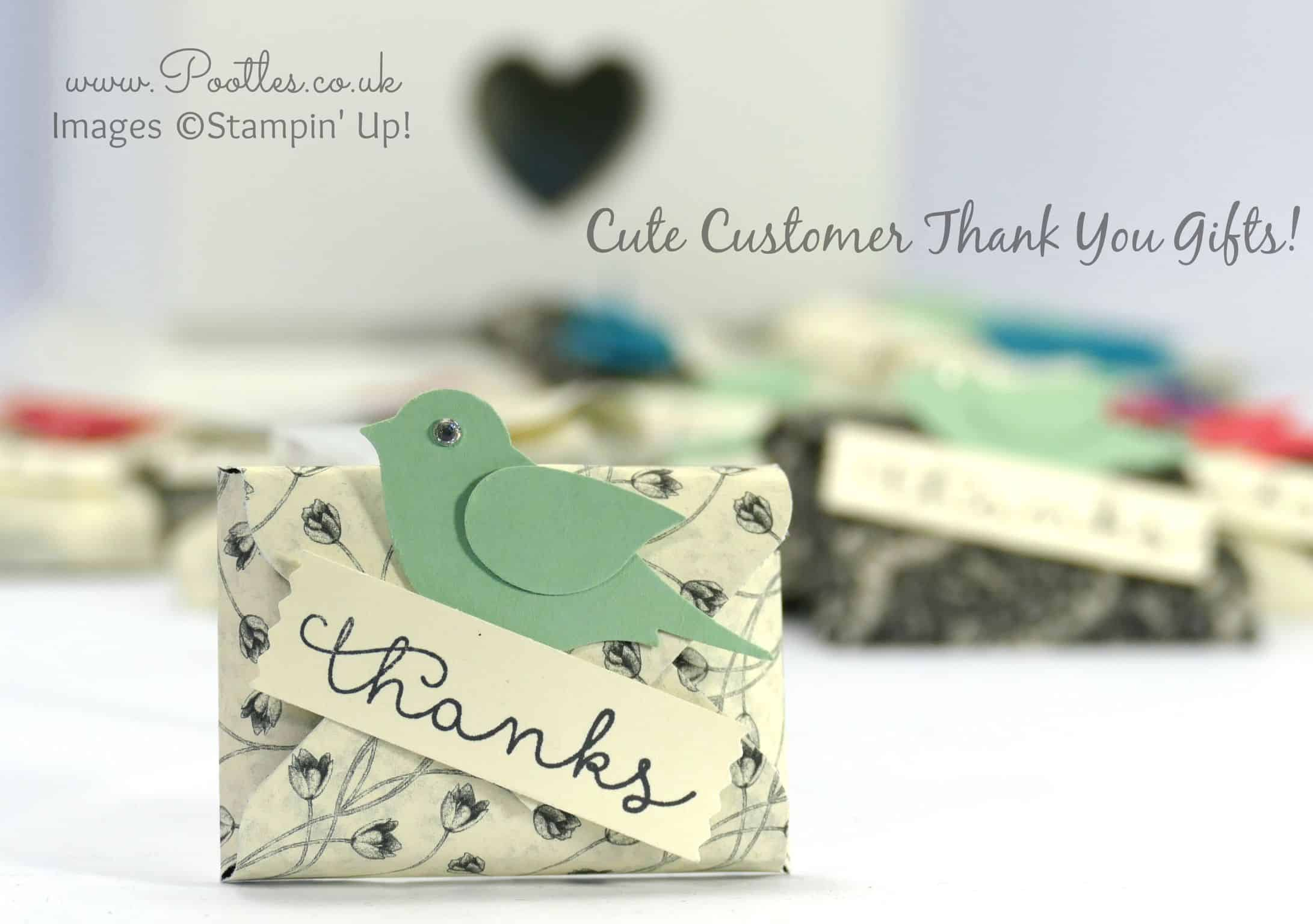 Pootles' August Thank You Gifts + Appearance by Fennel…