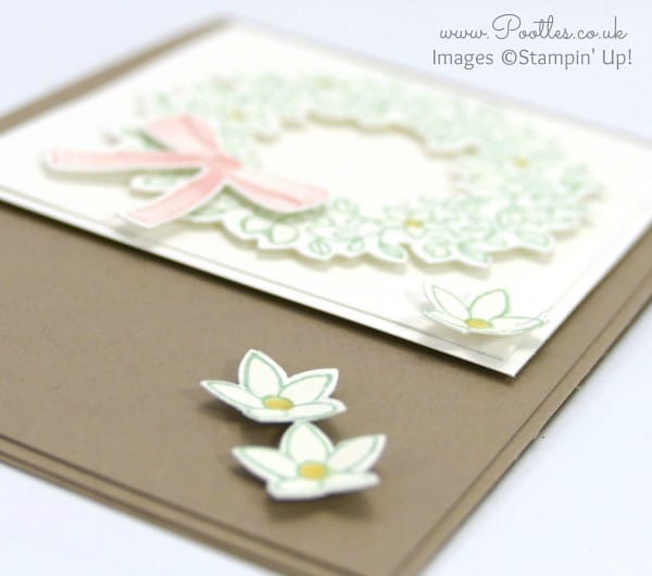 Stampin' Up! Demonstrator Pootles - A Circle of Spring in a Wonderful Wreath Side Profile