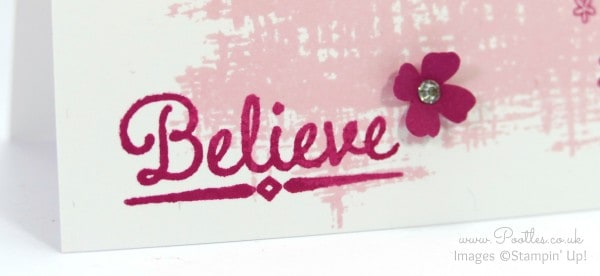 Stampin' Up! Demonstrator Pootles - Single Layer Stamping with 3 Stamps! Lighthearted Leaves