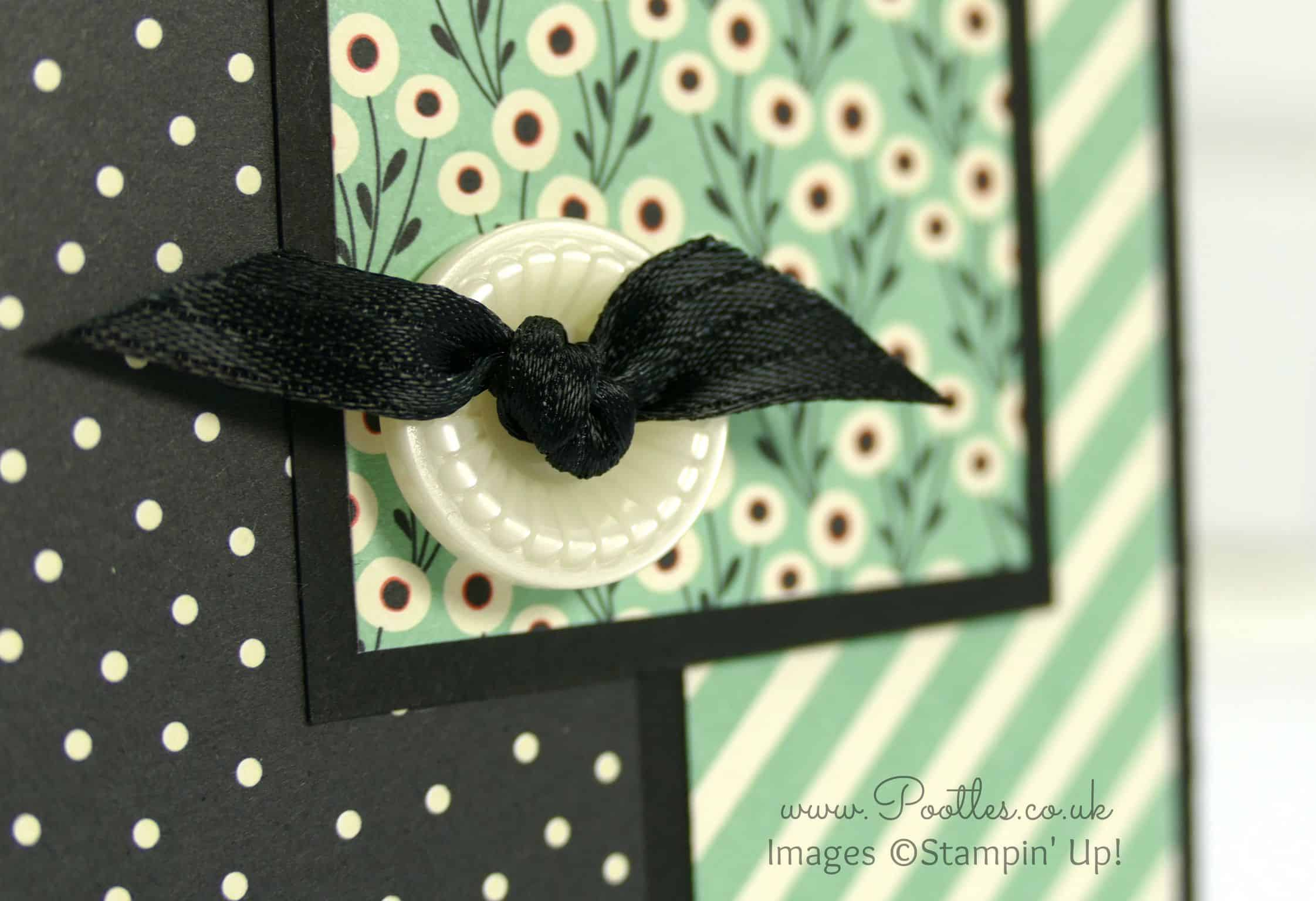 Pretty Petals Layered Card
