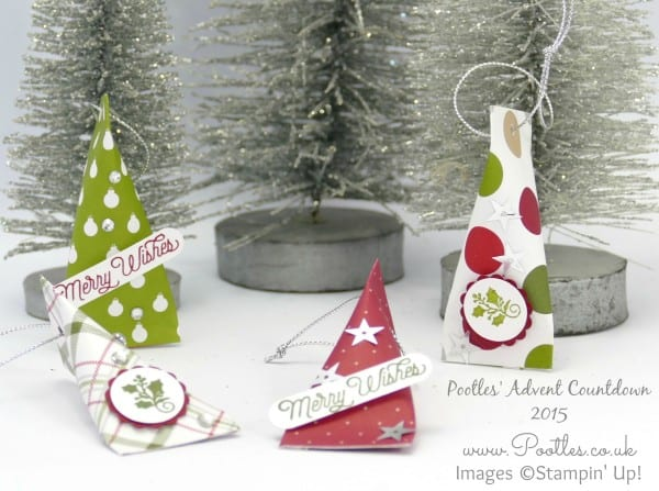Pootles Advent Countdown #4 Tiny Tree Treats Tutorial Collection