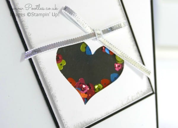 South Hill Designs & Stampin' Up! Sunday Heart Locket Duo close up