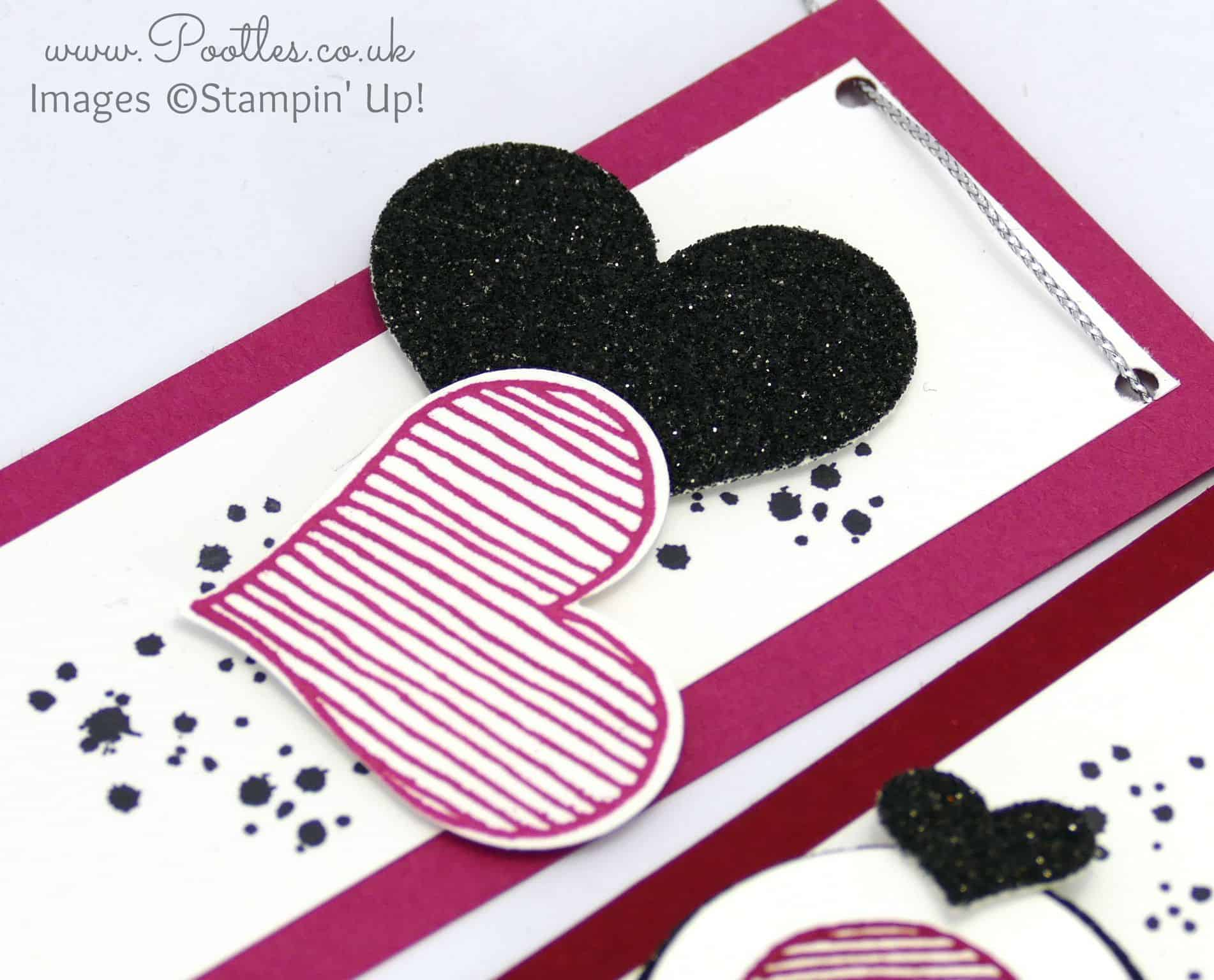 Create Banner Tutorial using Stampin' Up! Banner Punch