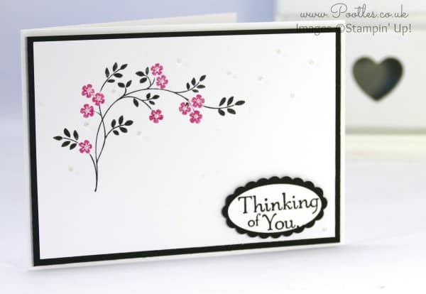 Stampin' Up! Demonstrator Pootles - Hopeful Thoughts using Stampin' Write Markers