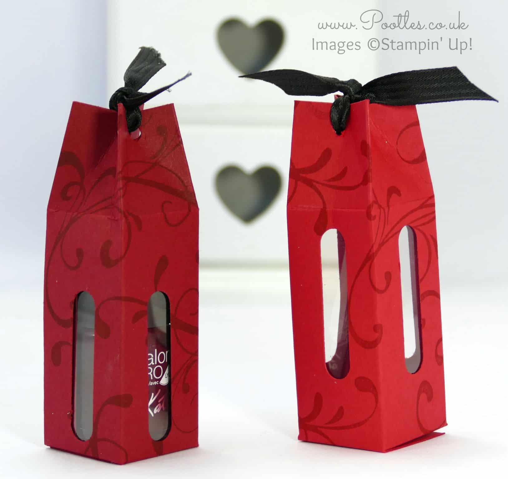 Nail Polish Bottle Box Tutorial