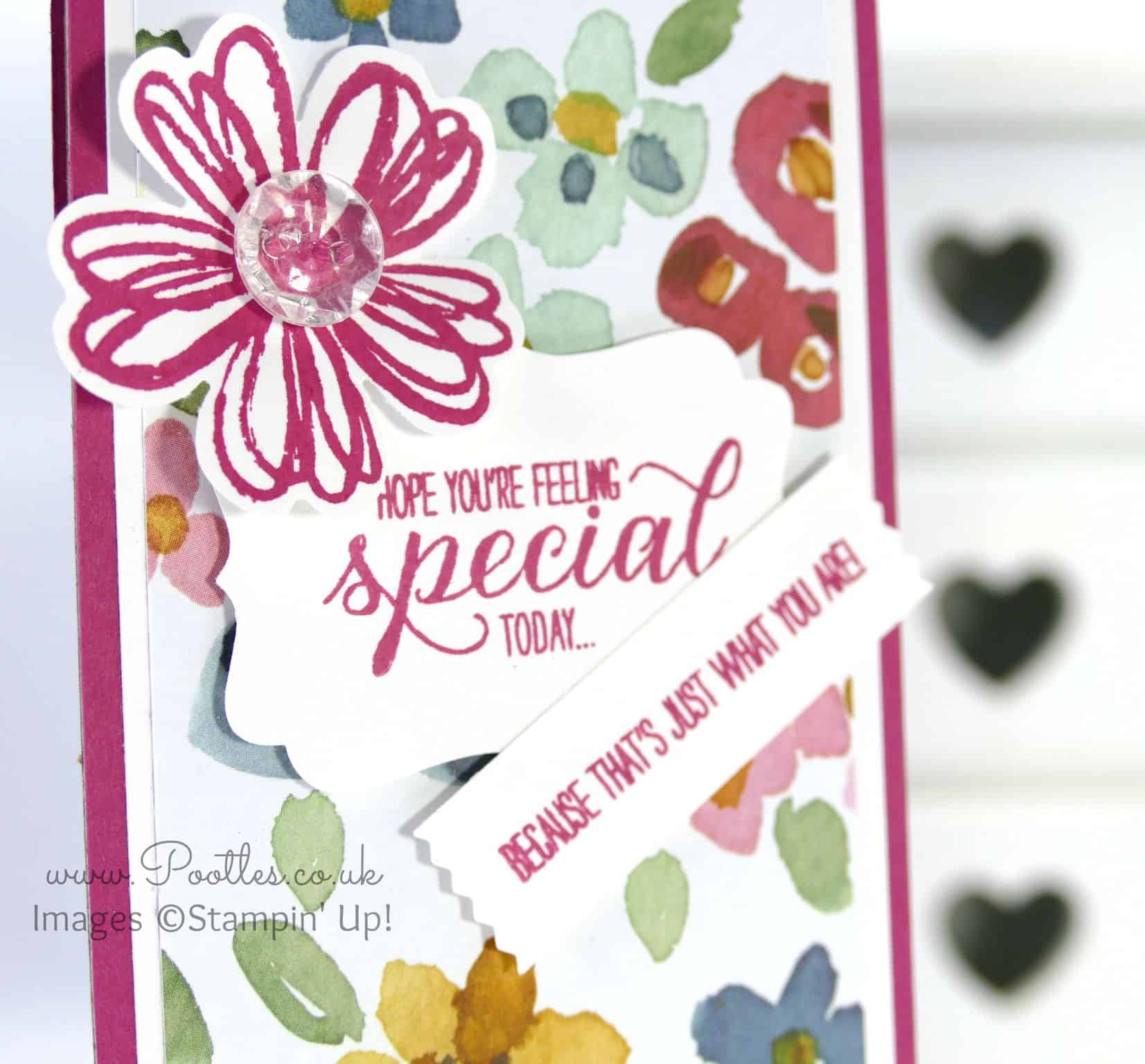 Welcome Gifts for my new Stampin' Up! Team