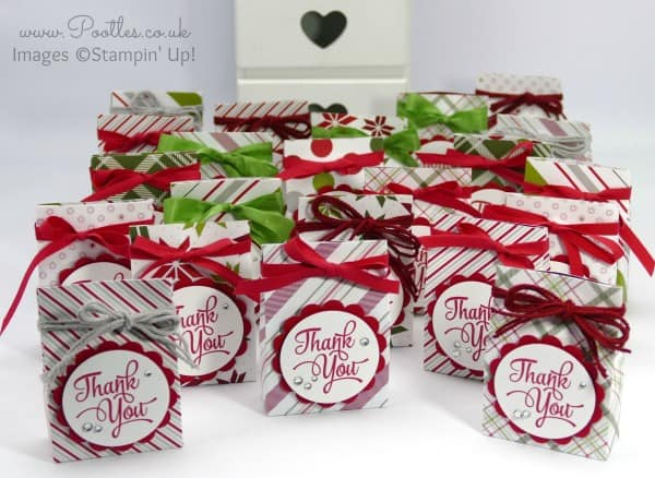 Stampin' Up! Demonstrator Pootles - Cute Treat Bags for Jumbo Tea Lights