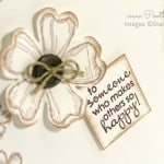 Birthday Blossoms Crumb Cake Card