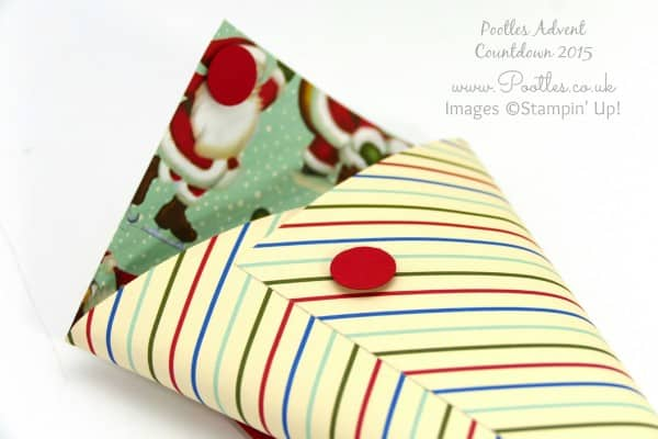 Pootles Advent Countdown 2015 #25 Pinched Flattened Cone Tutorial Open