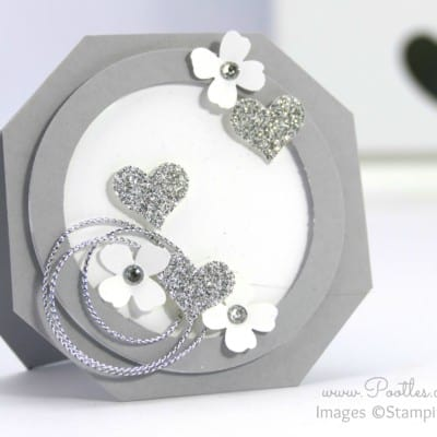 South Hill Designs & Stampin' Up! Sunday Octagons Showcase