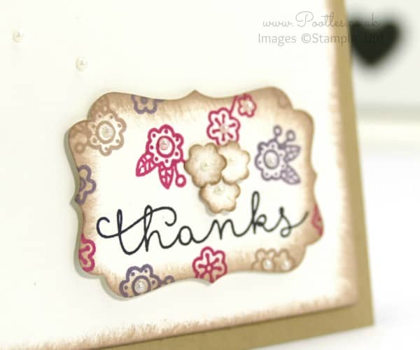 Stampin' Up! Demonstrator Pootles - Cottage Greetings Notecards and 12 Deals of Christmas Close Up
