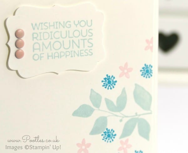 Stampin' Up! Demonstrator Pootles - Soft Summer Silhouettes 12 Deals of Christmas Close Up