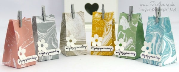 Pootles' SpringWatch Artistically Lovely Bags
