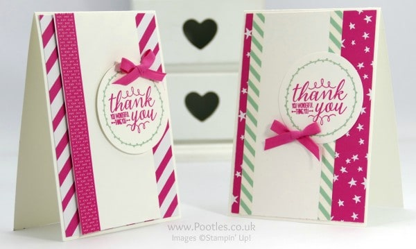 Pootles' SpringWatch You're So Lovely Card Put Together!