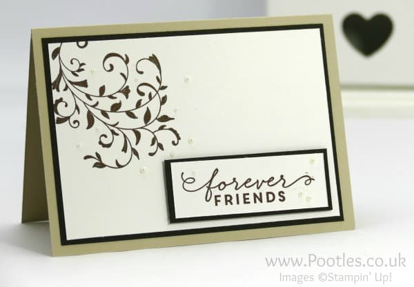 Stampin' Up! Demonstrator - Totally Neutral but Forever Friends!