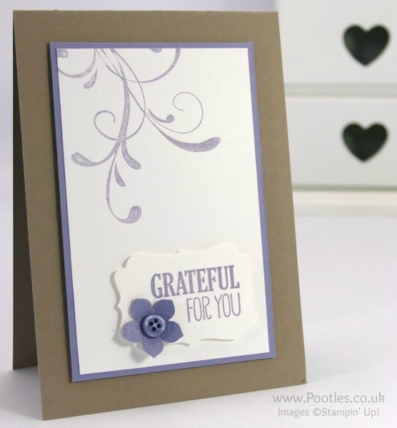 Stampin' Up! Demonstrator Pootles - Everything Eleanor For All Things