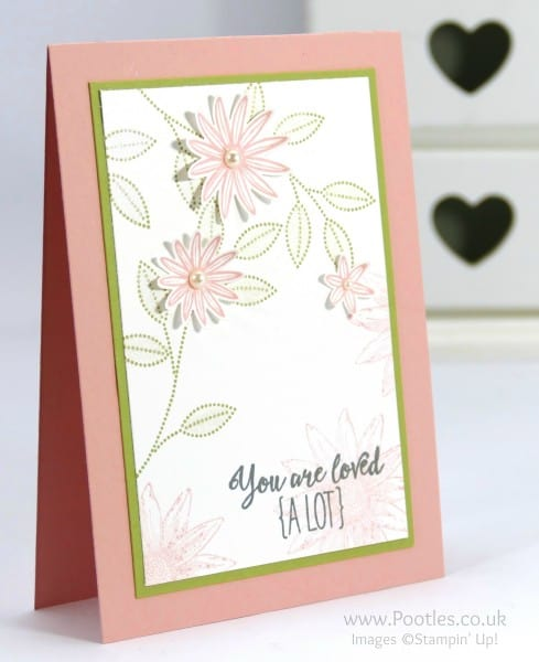 Stampin' Up! Demonstrator Pootles - Grateful Bunch & Blossom Bunch Punch Bundle