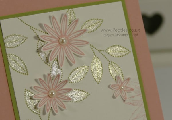 Stampin' Up! Demonstrator Pootles - Grateful Bunch & Blossom Bunch Punch Bundle Wink of Stella Detail
