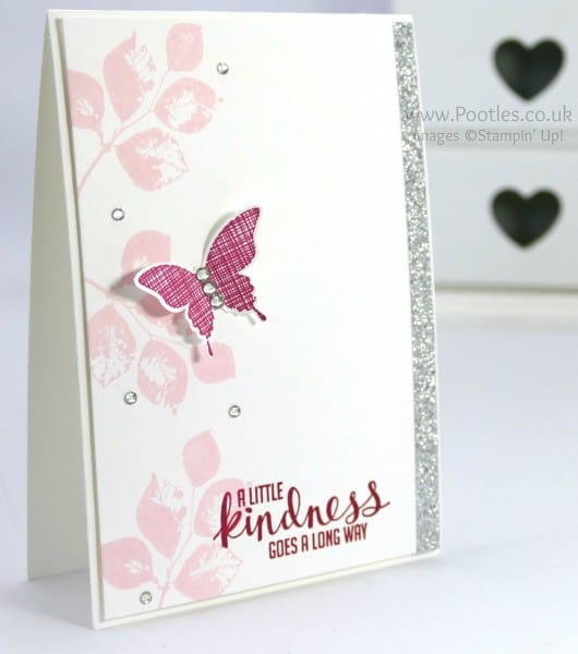 Stampin' Up! Demonstrator Pootles - Kinda Eclectic and Silver Accents