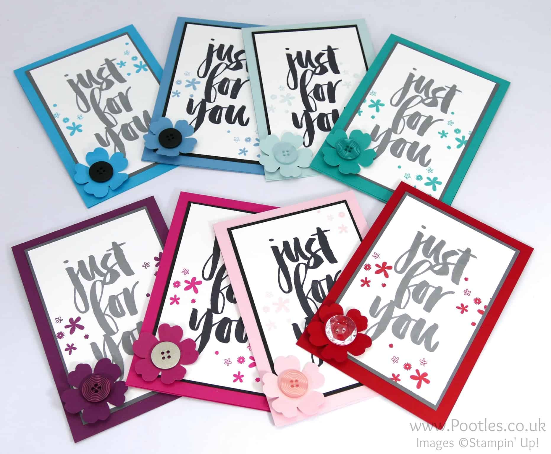 March Customer Thank You Cards