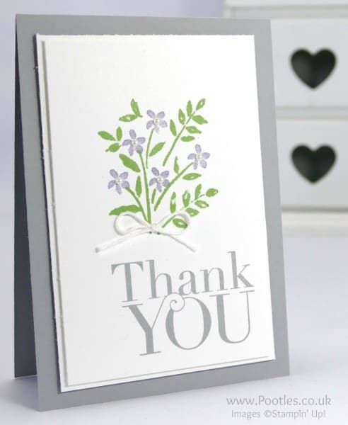 Stampin' Up! Demonstrator Pootles - Simply Wild About Flowers