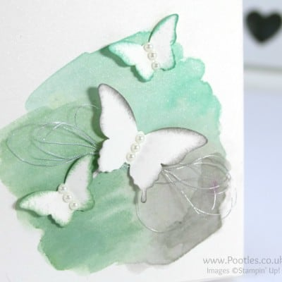 Watercoloured Butterflies. Easy Peasy!!!
