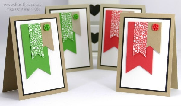 Stampin' Up! Demonstrator Pootles - Welcoming in my new Team with In Colours