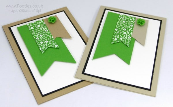 Stampin' Up! Demonstrator Pootles - Welcoming in my new Team with In Colours Cucumber Crush