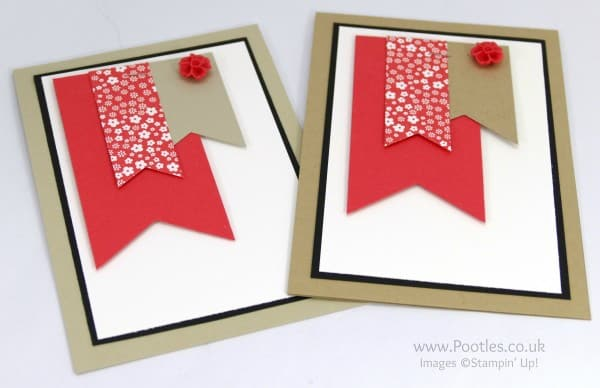 Stampin' Up! Demonstrator Pootles - Welcoming in my new Team with In Colours Watermelon Wonder