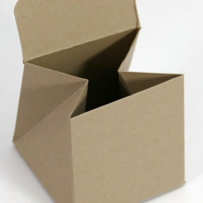 Tip Top Taupe Triangular Treat Box Tutorial